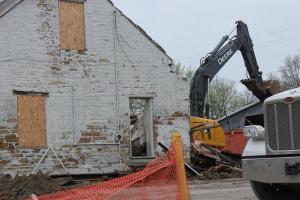 Stone Building Demo
